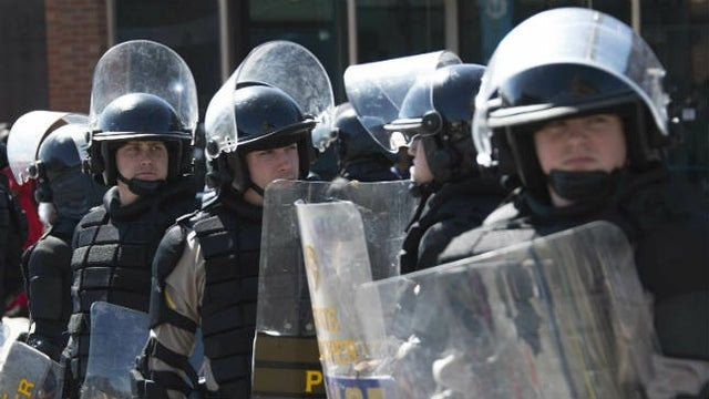 Instead of investing money into police departments, let's put it toward communities