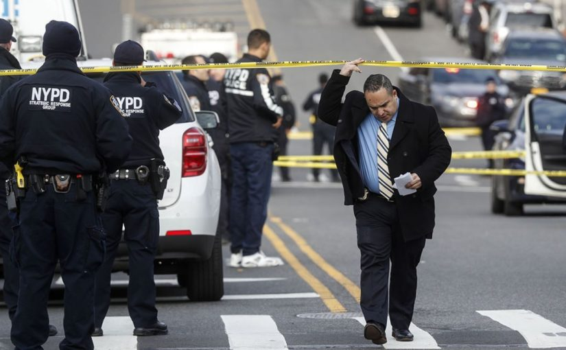 Anxiety grips New York City amid concerns of rising crime