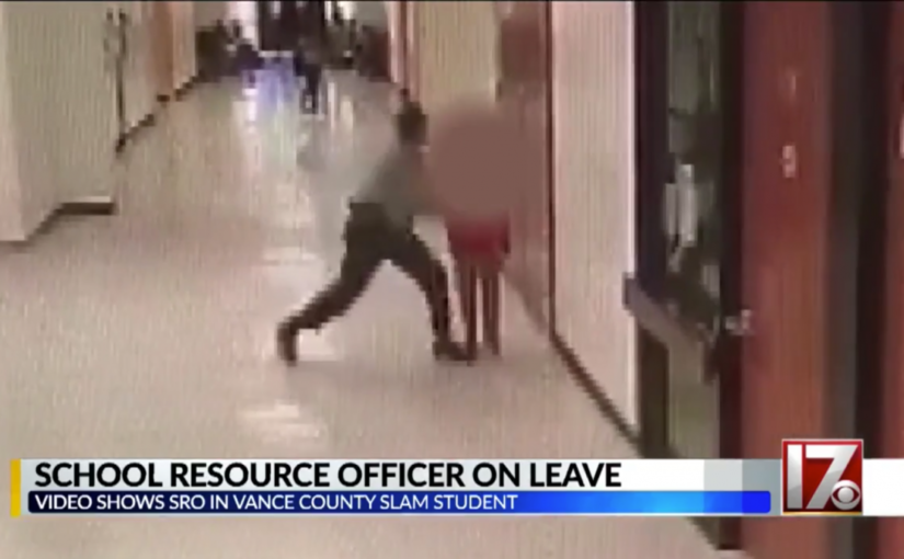Study: More cops in schools lead to harsher discipline, don't make school safer