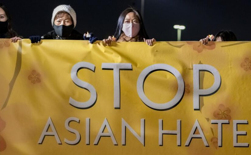 Business leaders launch campaign to combat Asian hate crimes crisis